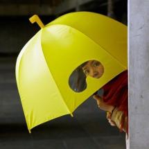 Goggle-Umbrella