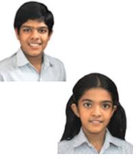 Gayatri S & Pranav S