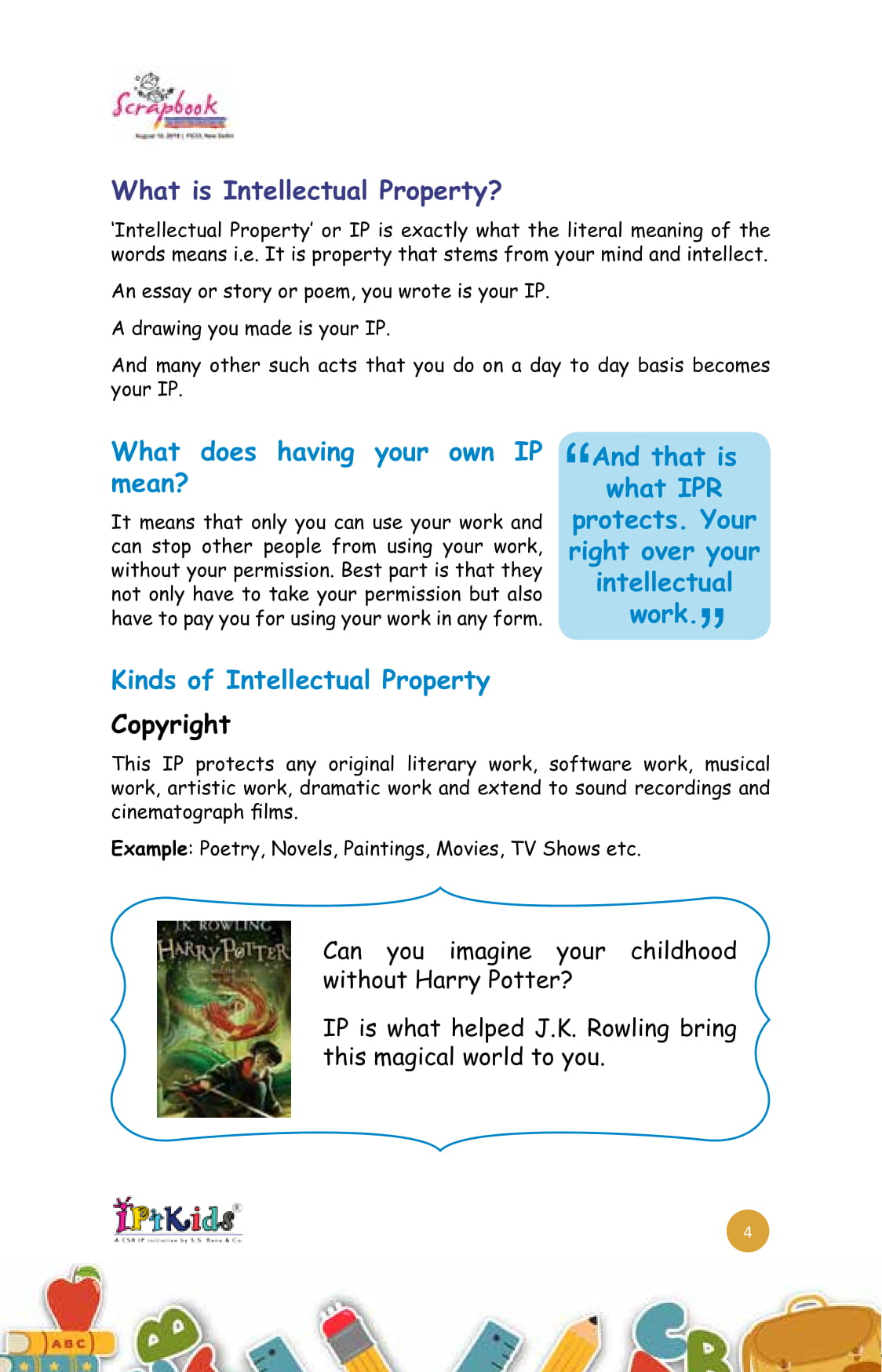 Intellectual Property Rights Basics for Children-04